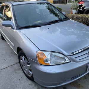 2002 Honda Civic EX for Sale in San Jose, CA