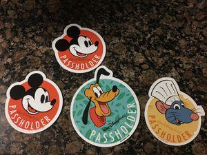 Disney passholder magnets for Sale in Haines City, FL