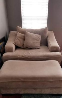 Plush Oversized Sofa Set for Sale in Alexandria,  VA