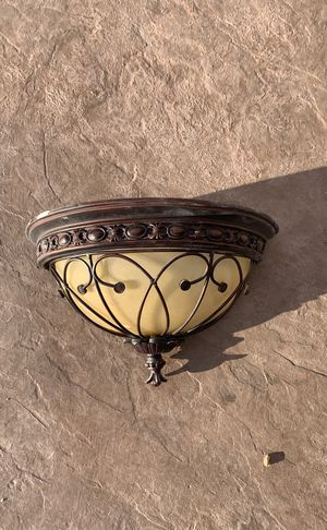 Wall light fixture for Sale in Las Vegas, NV
