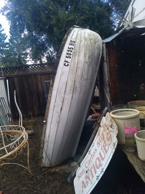 Free boat for Sale in San Jose, CA