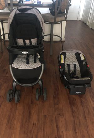 Graco Car seat and Stroller Set for Sale in Houston, TX