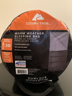 Sleeping Bag for Sale in Des Plaines, IL