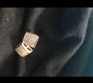 Diamond earrings for Sale in Garfield Heights, OH