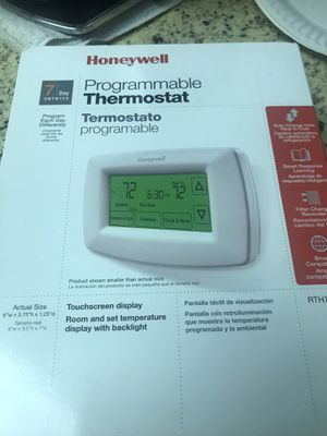Thermostat new open package for Sale in Woodinville, WA