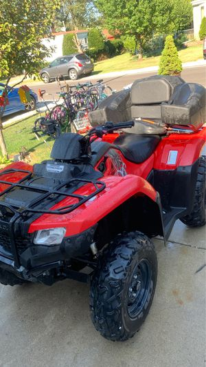 Honda at rancher4x year 2017 for Sale in Northlake, IL