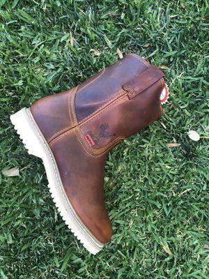 Work boots (botas de trabajo) all sizes for Sale in Sacramento, CA