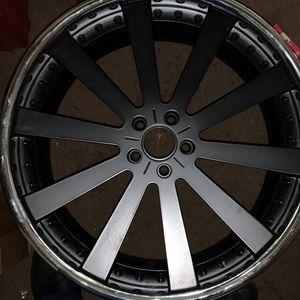 "22"" Forgiato Wheels For Mercedes for Sale in Bellevue, WA"