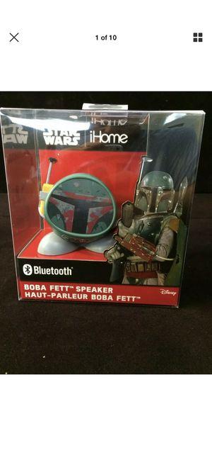 Boba Fett Bluetooth Speaker for Sale in Los Angeles, CA