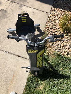 Razor electric bike. for Sale in Denver, CO