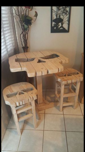 Table 2 stools for Sale in Glendale, AZ