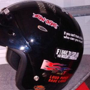 Harley-Davidson Helmet With Shield And Bagnd for Sale in Port Richey, FL
