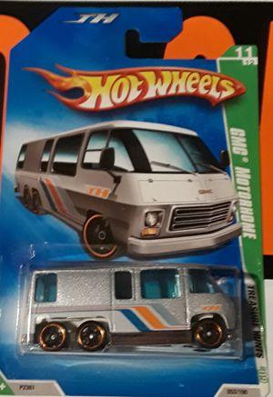 Treasure Hunt Hot Wheels GMC motorhome from 2009 for Sale in Skokie, IL