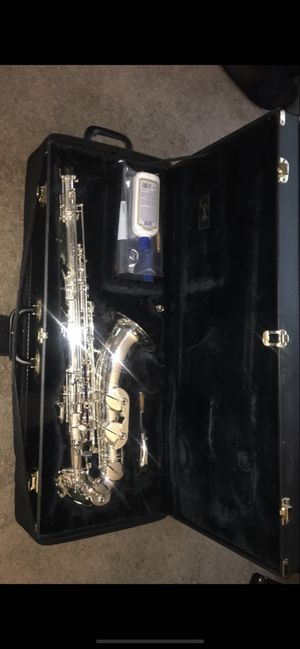 CANNONBALL TENOR SAXOPHONE, SILVER for Sale in Las Vegas, NV