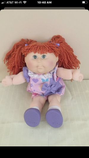 1993 Vintage cabbage patch doll for Sale in Monroe, CT