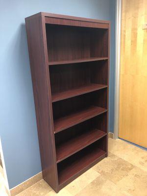 10 wood bookshelves for Sale in Carlsbad, CA