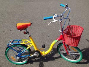 """Citizen Barcelona 20"""" folding Google bike, Like New! for Sale in Edmonds, WA"""