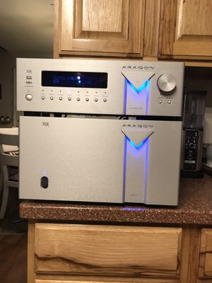 Aragon 7 channel amplifier And Processor for Sale in Henderson, NV