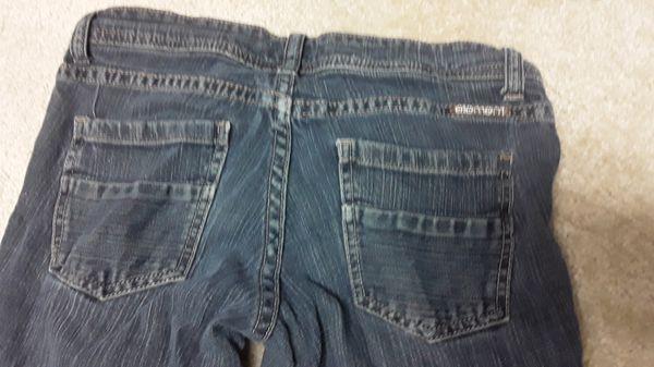 Element skinny Jean's.
