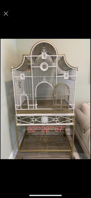 Bird cage for Sale in Lumberton, NJ