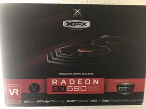 RX580 8GB OC for Sale in Chino, CA