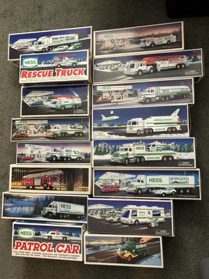 Hess Trucks 1985 to 2000 for Sale in Vienna, VA