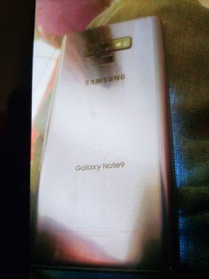 Note 9 de At&t esta desblokeado para cualquier compania le falta la pluma casi nuevo for Sale in El Monte, CA