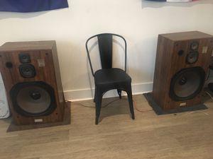 "Speakers LOUD Jensen 15"" 3 way speakers for Sale in Harrisonburg, VA"