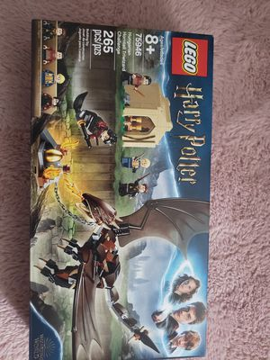 Harry Potter Hungarian Horntial Lego set for Sale in Romeoville, IL