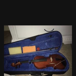 Davidson 3/4 Violin Beginner Learner 7-12 Used Only 6 Weeks for Sale in Los Angeles, CA
