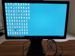 HP z23i 23-inch IPS monitor for Sale in Charlotte, NC