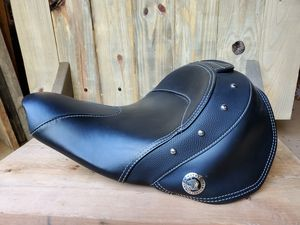 Indian motorcycle seat for Sale in North Bend, WA