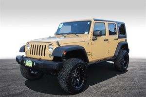 2014 Jeep Wrangler Unlimited for Sale in Seattle, WA