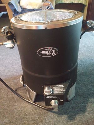 Big easy propane fryer for Sale in Cleveland, OH