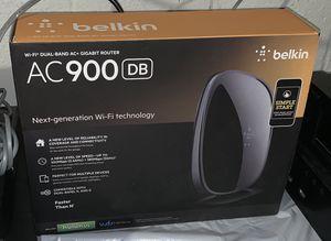 AC 900 Belkin Router for Sale in Lanham, MD