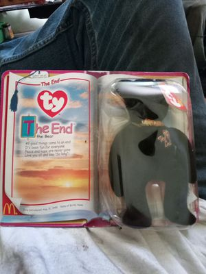 McDonald's Ty The End Bear for Sale in Apopka, FL