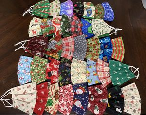 Face masks- Christmas themes for Sale in Swansea, IL