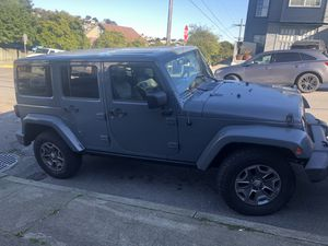 2014 Jeep Wrangler unlimited rubicon for Sale in Daly City, CA