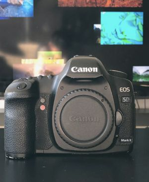 Canon 5d mark II body only for Sale for sale  Irvington, NJ
