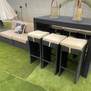 Patio Wicker Furniture Great Condition for Sale in North Las Vegas, NV