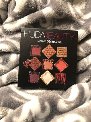 Huda Beauty Mauve Obsessions Palette for Sale in Kyle, TX