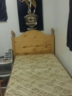 Bed Mattres And Frame for Sale in Holladay,  UT
