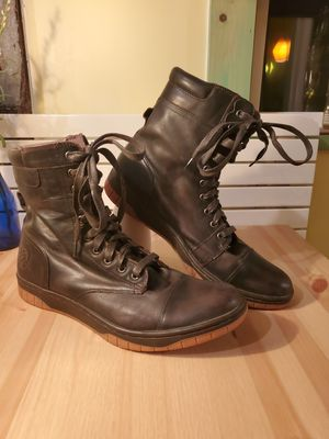 Diesel Basket Butch Sneaker-boots In Leather for Sale in Los Angeles, CA