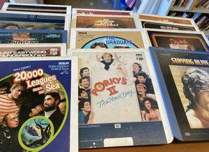 Laser Discs for Sale in Hayward, CA