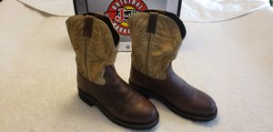 Justin work boots for Sale in Edmonds, WA
