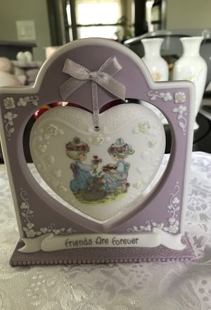 Precious moments plaque for Sale in Cleveland, OH