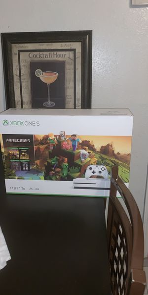 XBOX ONE S 1 TB for Sale for sale  Brownsville, TX