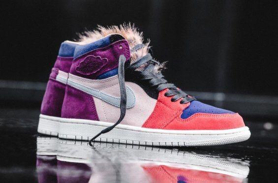 Nike Jordan 1 Aleali May