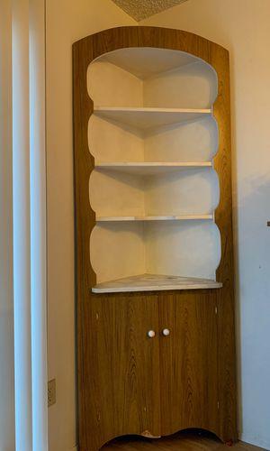 Shelf cabinet for Sale in San Diego, CA