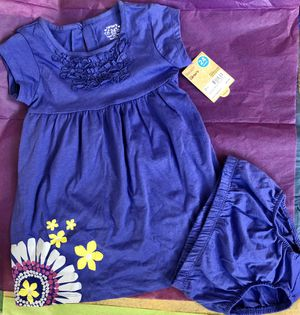 New with tags, CARTER'S 2 pc Dress for Sale in Pleasant Hill, OR